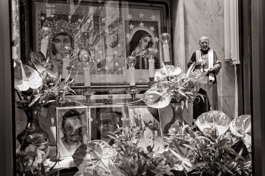 Spanish Quarter Shrine, Naples