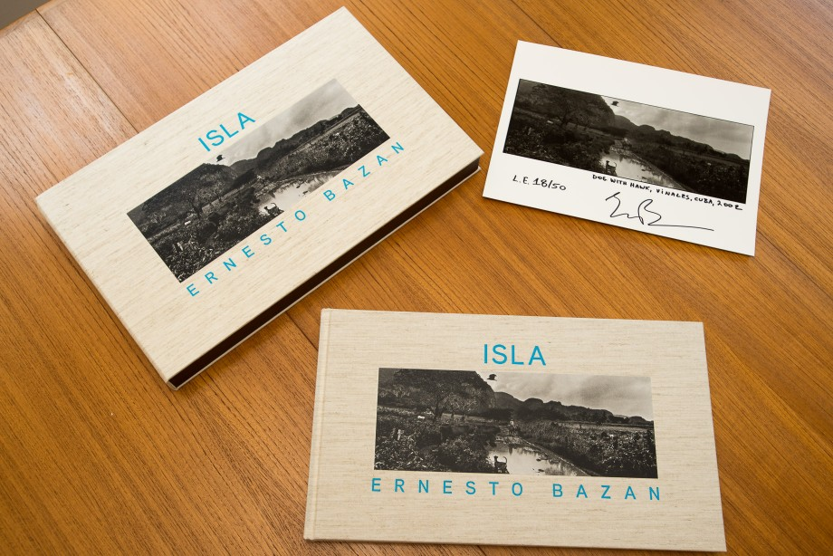 ISLA, Presentation Box and Limited Edition Print
