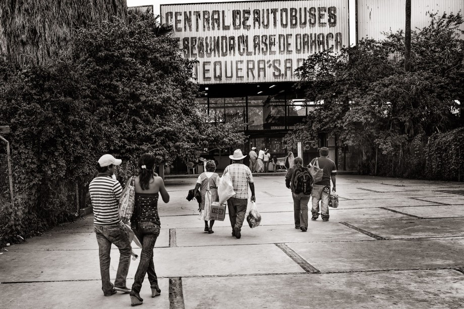 La Llegada - The Arrival