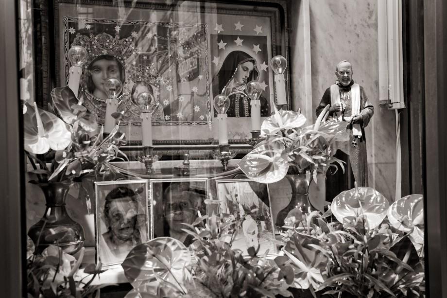 Spanish Quarter Shrine, Naples