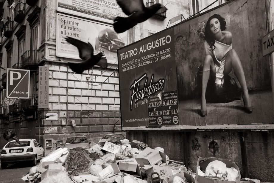 Via Foria, Naples