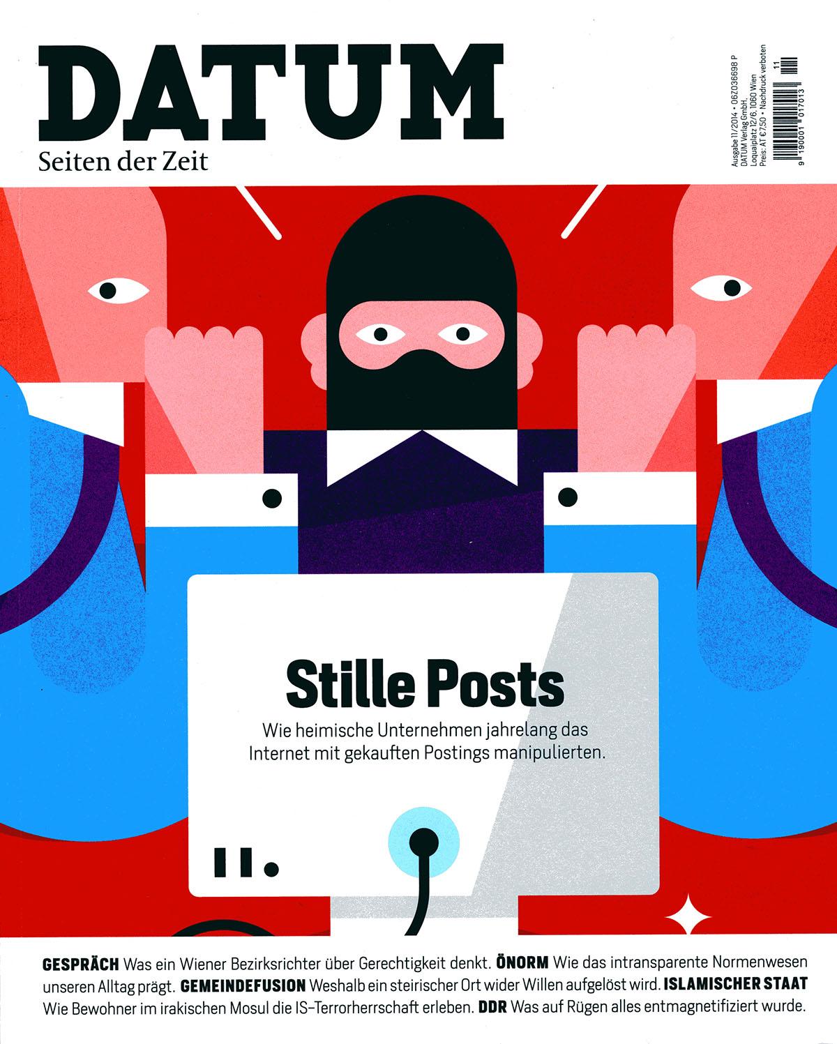 Datum Cover