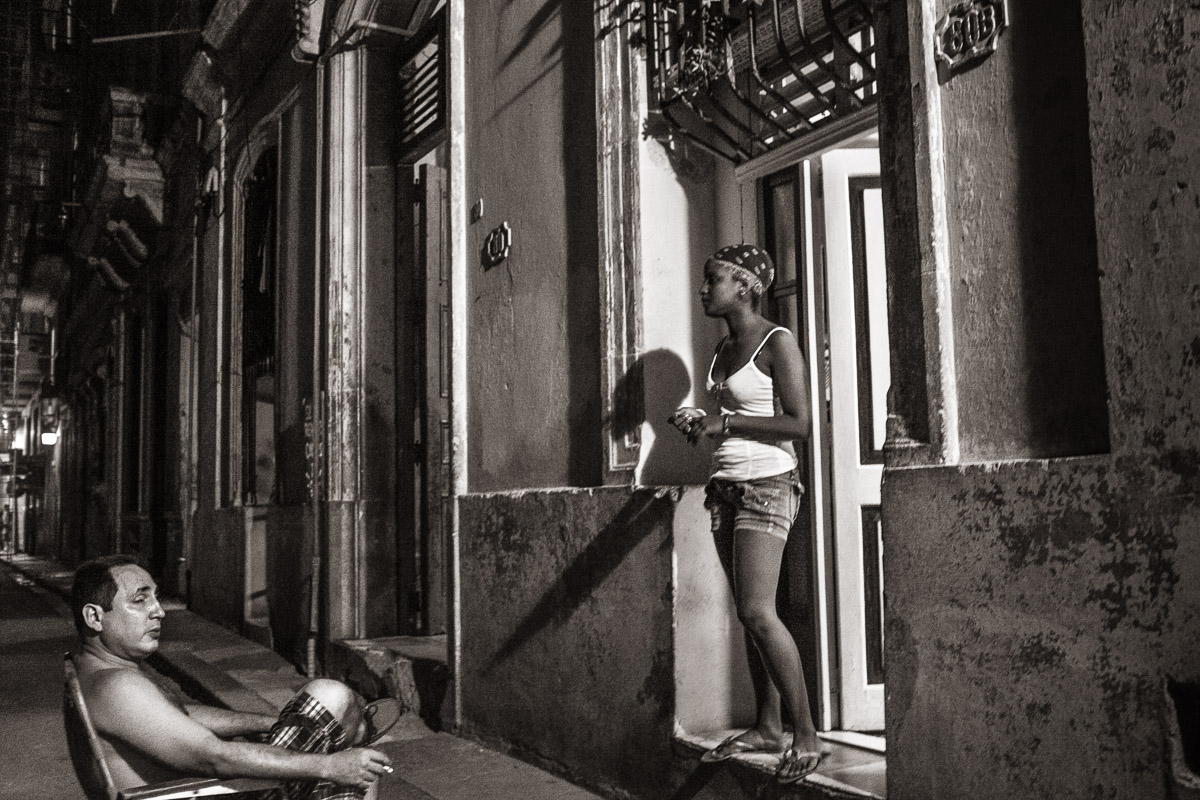 Night Thoughts - Havana, Cuba