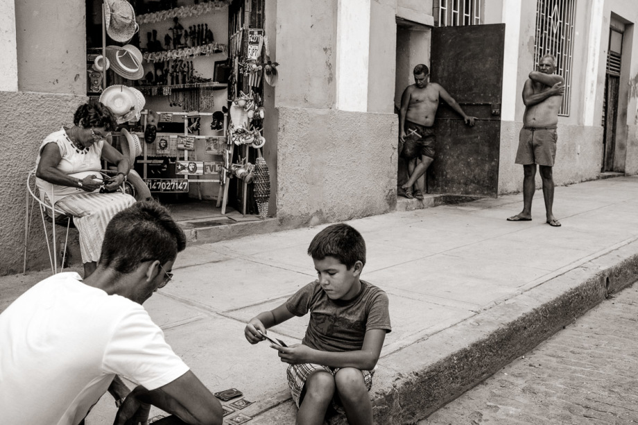 Playing Cards - Cienfuegos, Cuba