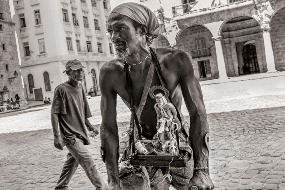 Saint Lazarus - Havana, Cuba