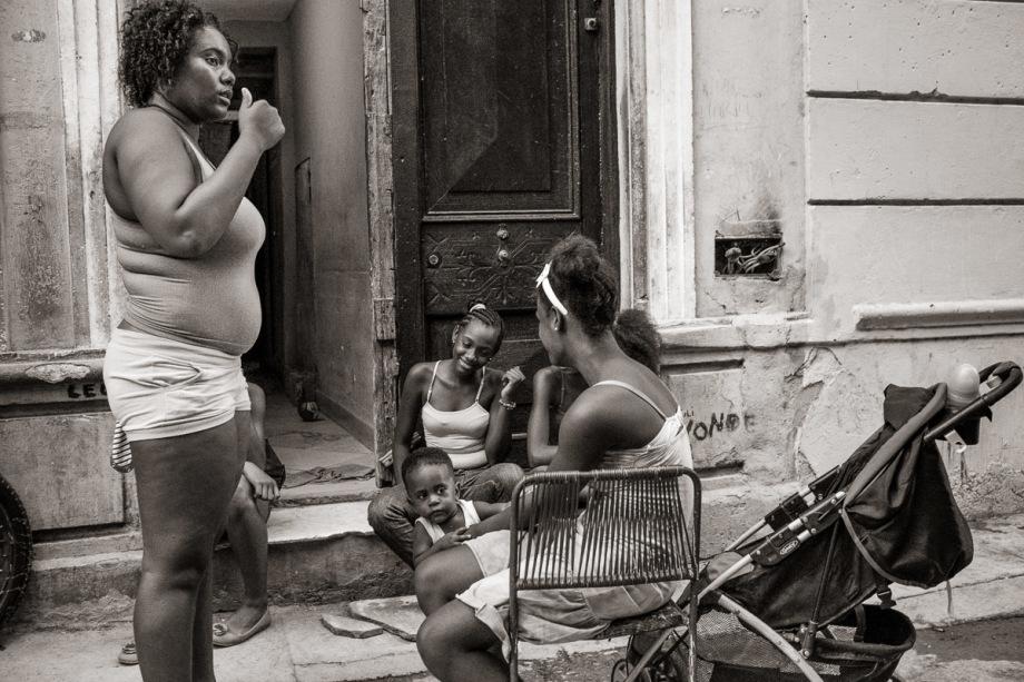 Stroller - Havana, Cuba