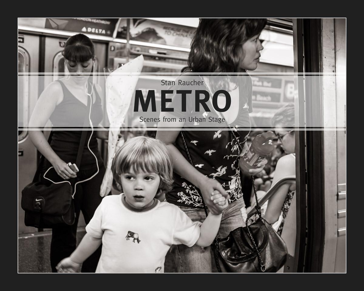 Metro Cover 8x10